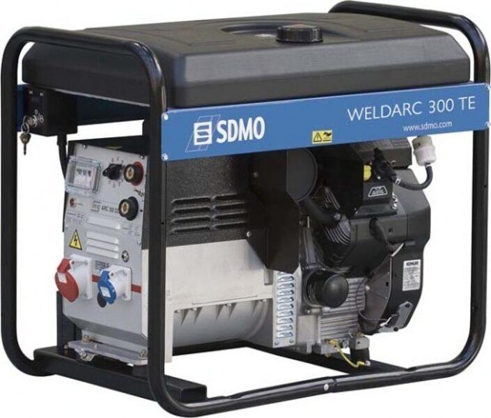 Ģenerators metināšanas KOHLER-SDMO WELDARC 300 TE XL C