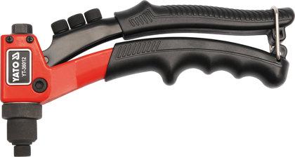 Kniežu pistole, kniedētājs YATO YT-36012