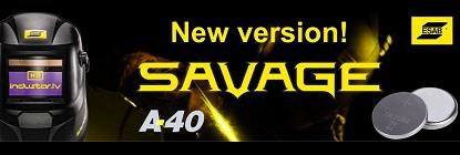esab savage a40