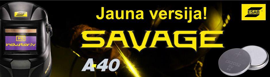 Esab Savage A40 metināšanas maska