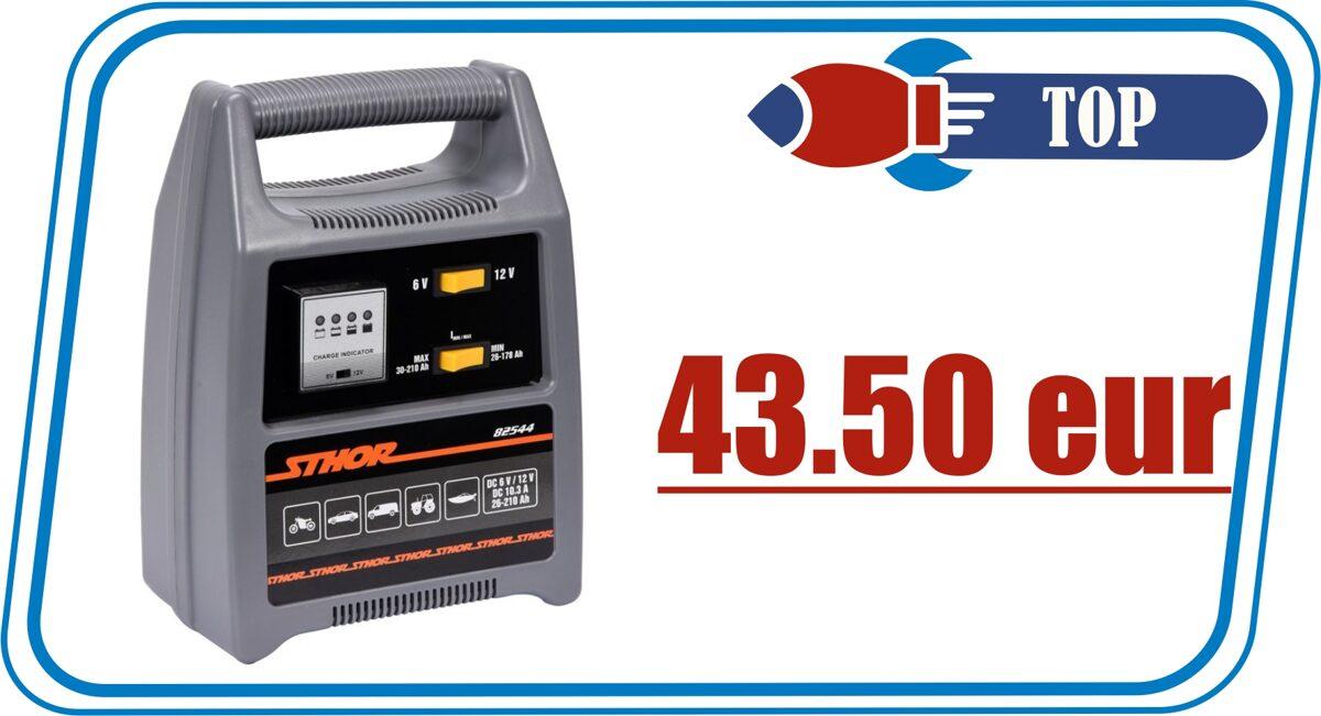 Зарядное устройство для аккумуляторов 6/12V