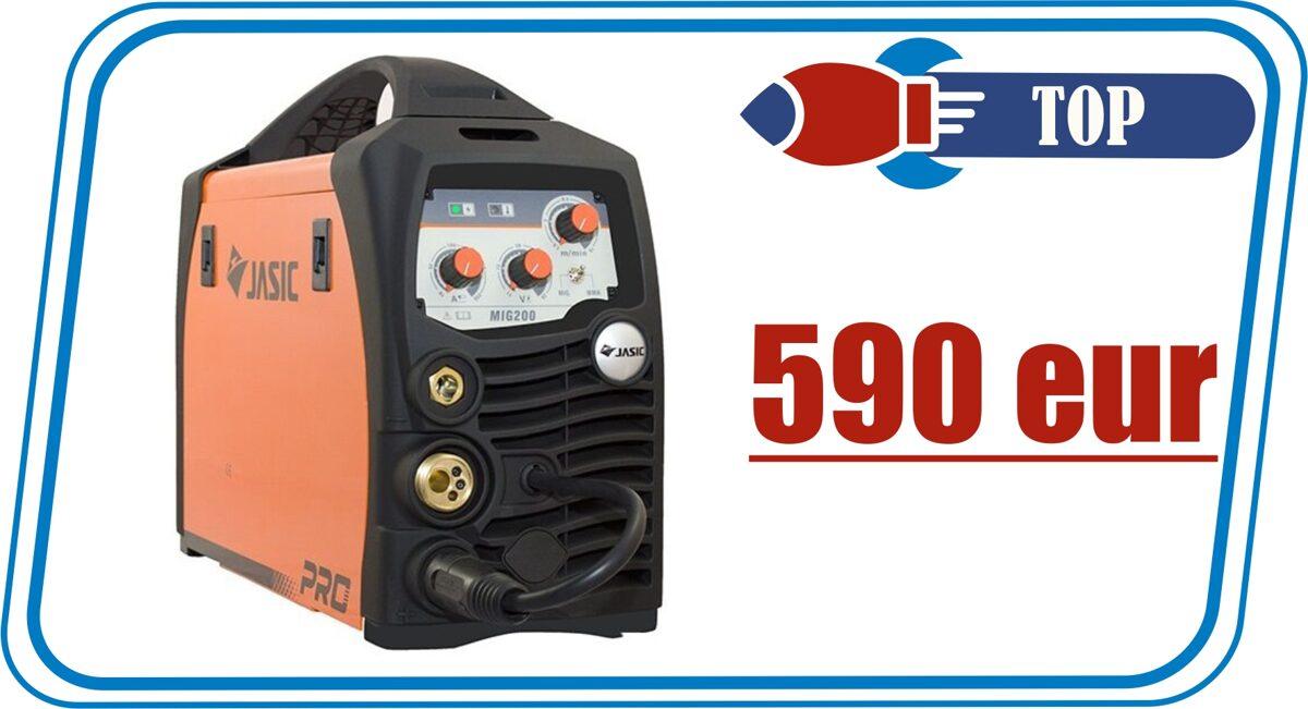 MIG/MAG свароный аппарат JASIC MIG 200