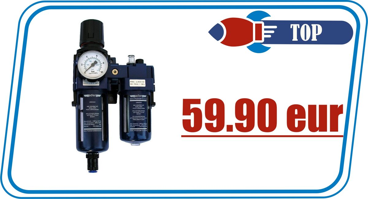 pneumatic regulator frl