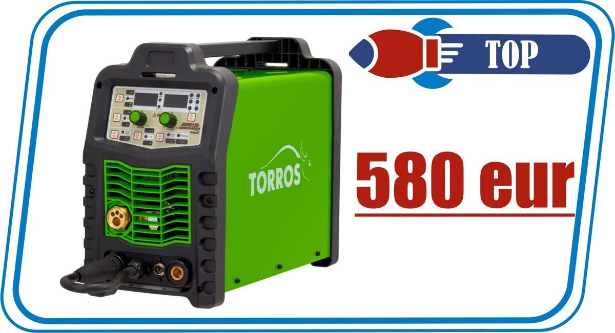 torros mig-200 double pulse m2006