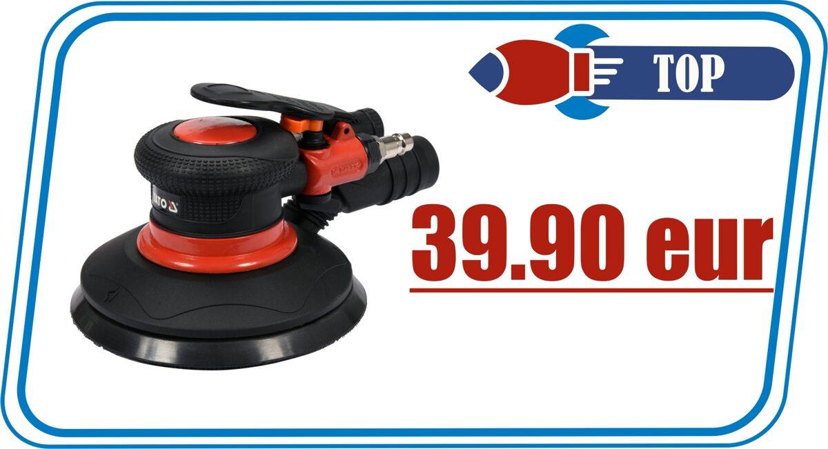 Pneumatic sander 150mm