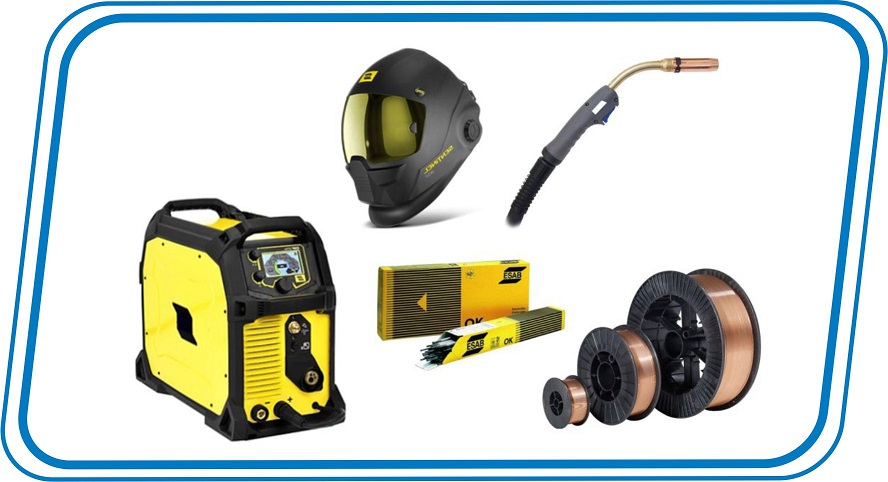Welding machines and equipment